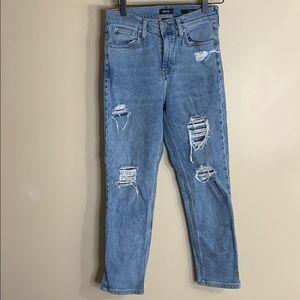 BDG girlfriend distressed jeans